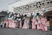 The Wedding Of Elly & Rizal by LM Wedding Planner & Event Organizer