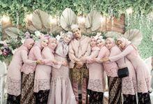 Wedding of Nisa & Syarif by A Story