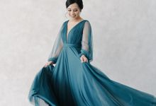Prewedding Elsa by Reginapangmakeup