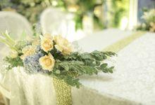 Akad Nikah Amira-Azhimi by Amaranta Wedding Organizer