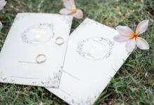 Wedding Day Anandya & Ari by A Story