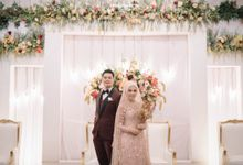 Tasya and Rama Wedding Decoration by Nona Manis Creative Planner