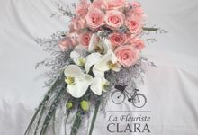 wedding Bouquet by La Fleuriste Clara
