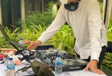 Wedding Garden Party Rafly&Ella by DJ Perpi