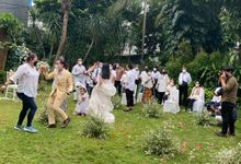 Intimate Wedding Rafly&Ella by DJ Perpi