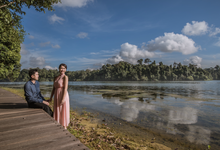 Lijiao's Pre-wedding Shoot by Ling's Palette