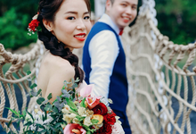 Doren Prewedding by Ling's Palette