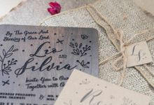Wedding Invitation - Wood in Summer by Kanoo Paper & Gift