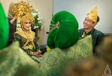 Wedding Of Iva And Rio by AIG FOTOGRAFI
