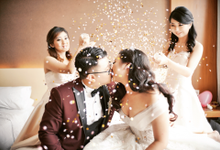 Teddy Elisabteh Wedding by Little Jump