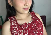 Ms. Monic Engagement by Livia Eletra Makeup Artist