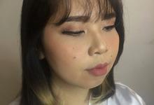 Ms. Jordyna Engagement by Livia Eletra Makeup Artist