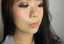 Ms. Jeni Pre-Wedding by Livia Eletra Makeup Artist
