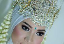 Novi  Wedding by Ginna Susant Makeup