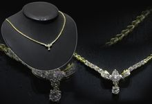 Diamond Necklace by Belle Jewelry