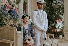 Sasha & Ega Wedding day by Inframe photo video