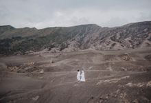 Prewedding Rury + Adit by Deekay Photography
