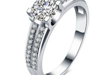 Tiaria Romantic Engagement Ring Design 32 by TIARIA