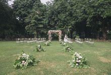 MICRO WEDDING / 30 PAX (16 + 14) / 7 HOURS by ASA organizer