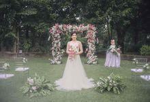 MICRO WEDDING Package (30/50pax)  by ASA organizer