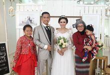 Dee & Adi Wedding by Fero Photobooth