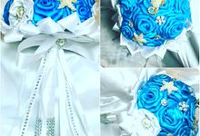 Handmade Bouquets  by Marina's bridals