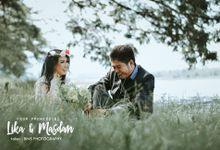 FROM PREWEDDING LIKA & MASDAN by BINS PHOTOGRAPHY