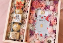 Valentine's Day Hampers LM Lotus Archi Press 0.5 Gram by Lakuemas