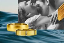 The Knot - Custom Wedding Bands by Lovemark Diamond