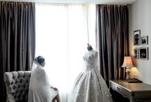 Ongen & Elsa Wedding Day by Lamore Pictures
