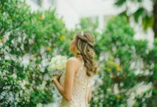 the wedding verry & okta by Point One Wedding Organizer