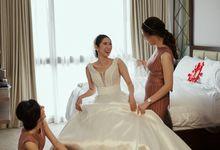 Nia With The Bridesmaids by Phantasia Organizer