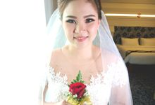 The Wedding of Mr.Alex & Ms.Mestika Sari by SELLYS.MUA