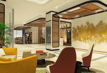 The Garden Ballroom at Hilton Garden Inn Jakarta Taman Palem by Hilton Garden Inn Jakarta Taman Palem