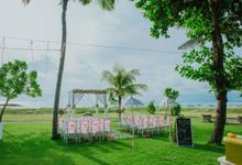 Daryl & Loi Wedding by Holiday Inn Resort Baruna Bali