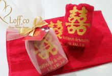 Towel by Loff_co souvenir