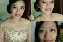 Makeup Sister Mrs. Celine And Ms. Inez by Angeline CP Makeup Artist