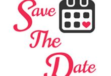 save the date by Save The Date