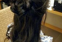 Hair Down by DinkDink Hairdo