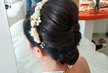 Slam Wiyono's Beauty Gathering by DinkDink Hairdo