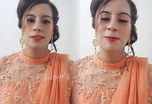 Party Makeup (MAC, HD) by makeupby_shivani
