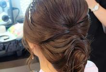 Bride Claudia by makeupby.kr