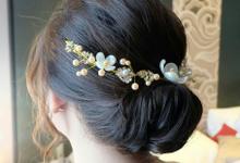 Bride Jesslyn by makeupby.kr