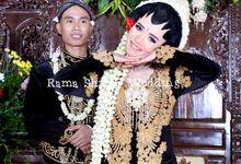 Rias Pengantin Jogja Putri by Rama Shinta Wedding