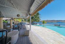 Intimate Wedding in Island by Sudamala Resorts