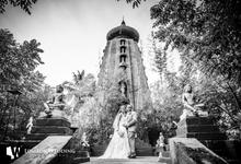 Julia and Scott by Lombok Wedding Photography
