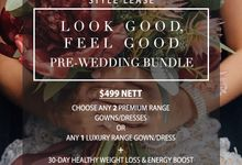 LOOK GOOD FEEL GOOD  Prewedding Bridal Bundle by Stylelease