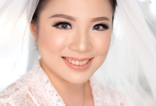 Anas Wedding by Loresa Mua