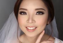 Viranda wedding trial by Loresa Mua