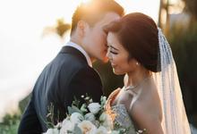 Eric & Viranda by Loresa Mua
